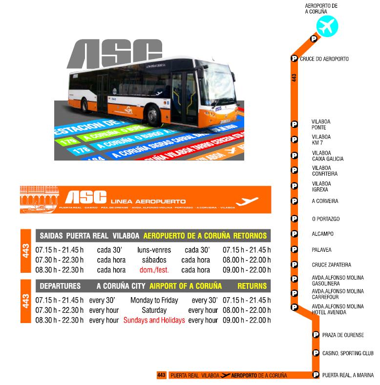 Horarios Autobus Alvedro