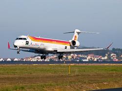 EC-JNB AirNostrum CRJ-900