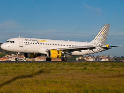 EC-JTQ Airbus A320 Vueling