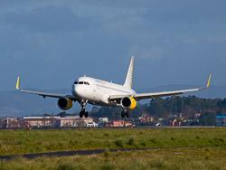 EC-LVU Airbus A320 Vueling