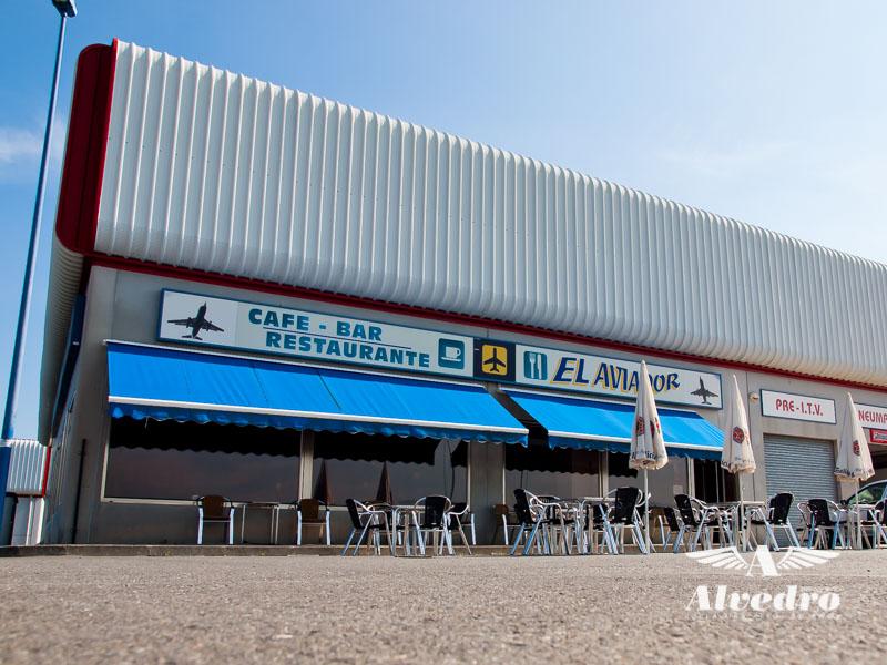 Cafe - Bar Restaurante El Aviador